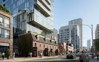 10 Wellesley Street Condos