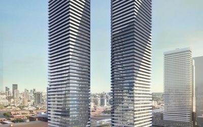 Sugar Wharf Condos – East Tower