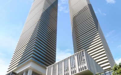 Sugar Wharf Condos – West Tower