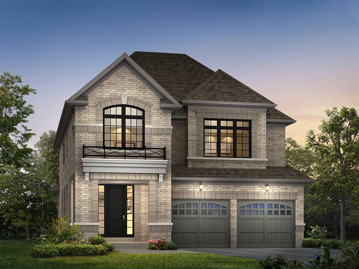 Hiddenbrook Exterior Rendering