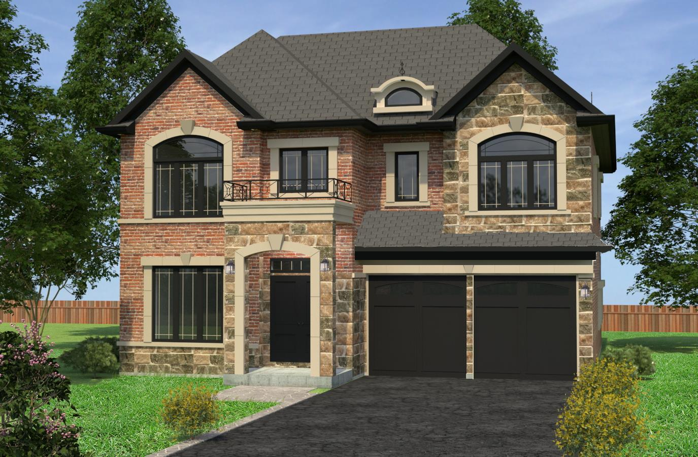 Orchard Lane Exterior Rendering