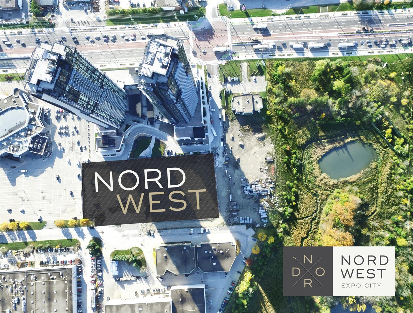 Nord West Condos Site Rendering