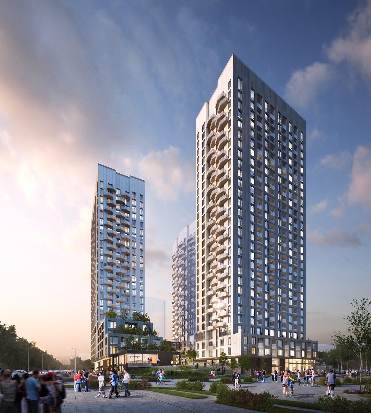 Abeja-District-Condos-Tower-3-Toronto-Condos-Buildings-Rendering